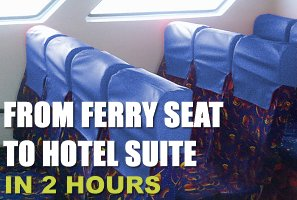 Ferry Tioman Tickets